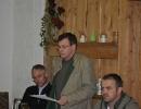 Jahreshauptversammlung 14. 03. 2015