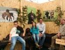 Messe 01. bis 04. 10. 2015      Jagd, Fisch & Natur Landshut