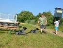 Wasserübungstag  08.08.2015 Parkstetten